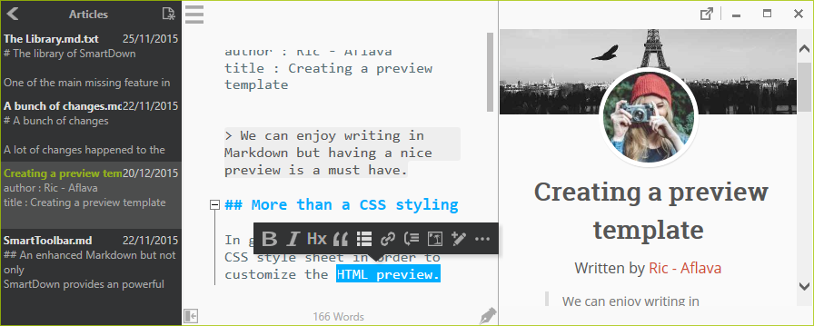 The best markdown editor