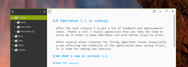 Smartdown 1.1 is coming – introducing preview version